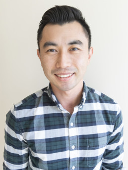 Kevin Yeung, occupational therapist at FORM Ortho